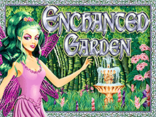 Азартная игра на зеркале казино: слот Enchanted Garden